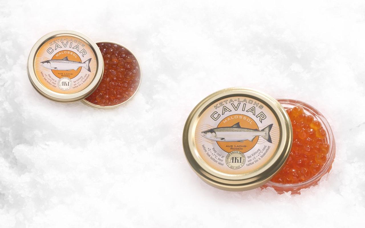 Lakse Kaviar