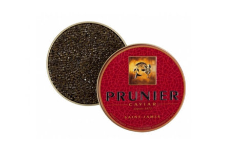 Prunier caviar Saint james