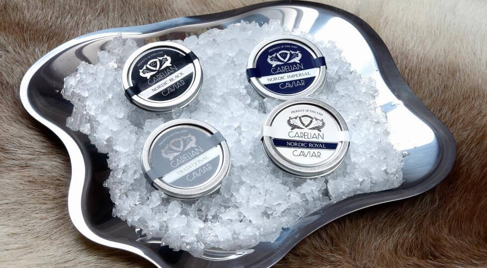 carelian_caviar engro. Caviar fra finland