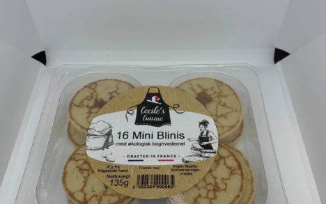 blinis pakke